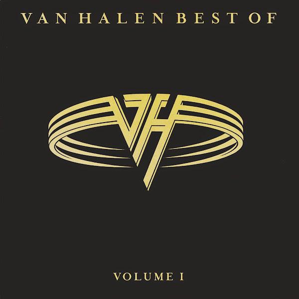 Van Halen - Best of Van Halen, Vol. 1 Cover