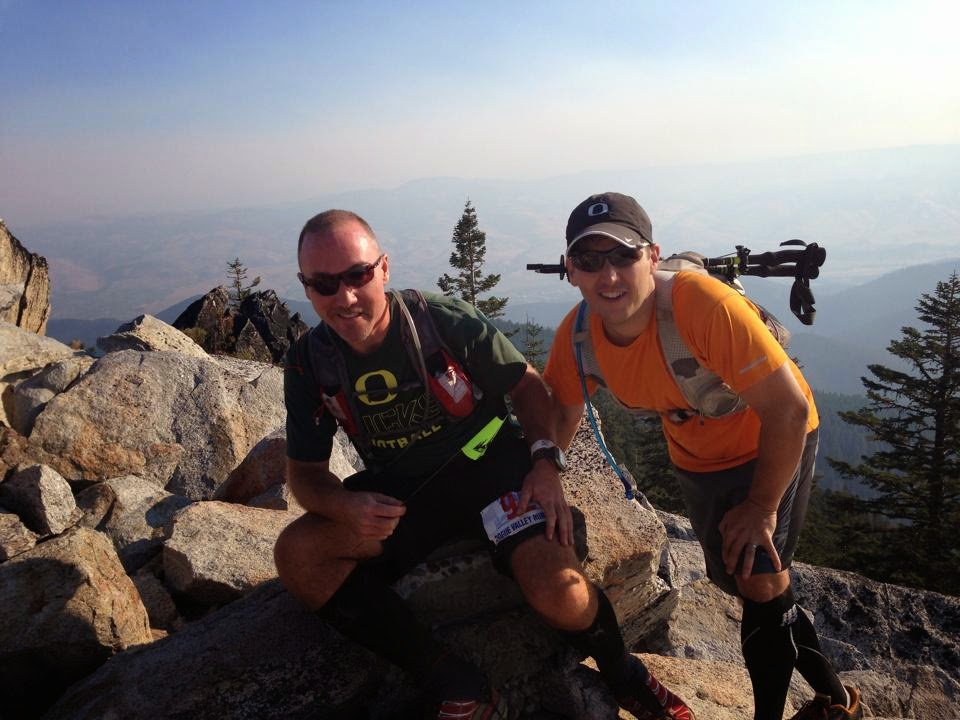 Wagner Butte, Pine to Palm 100, Sean Grove