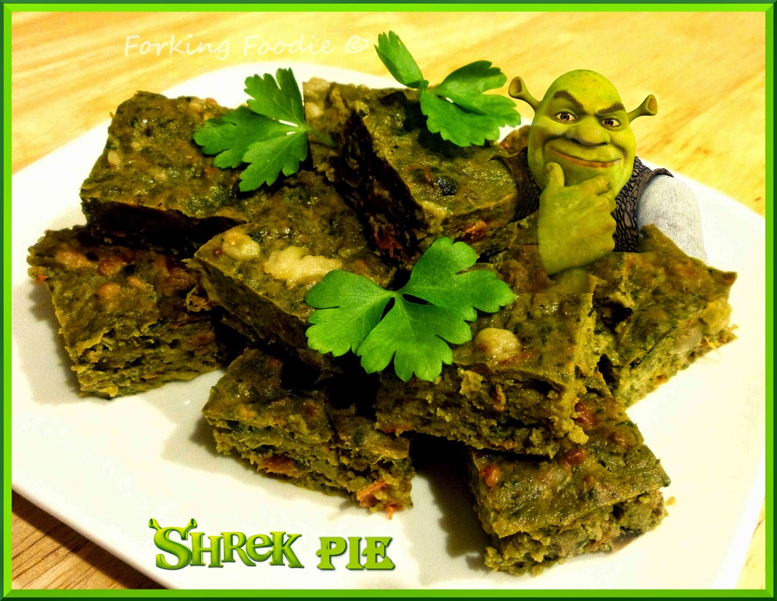 Shrek Pie