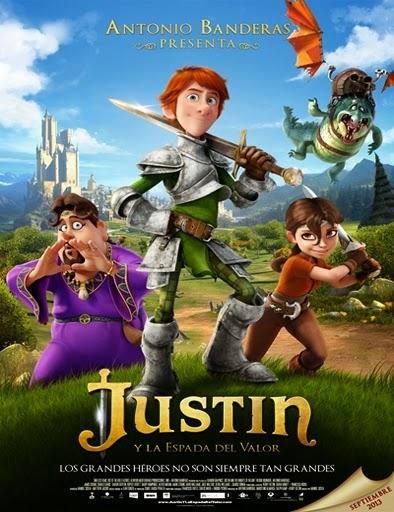 Justin, el caballero valiente (2013)