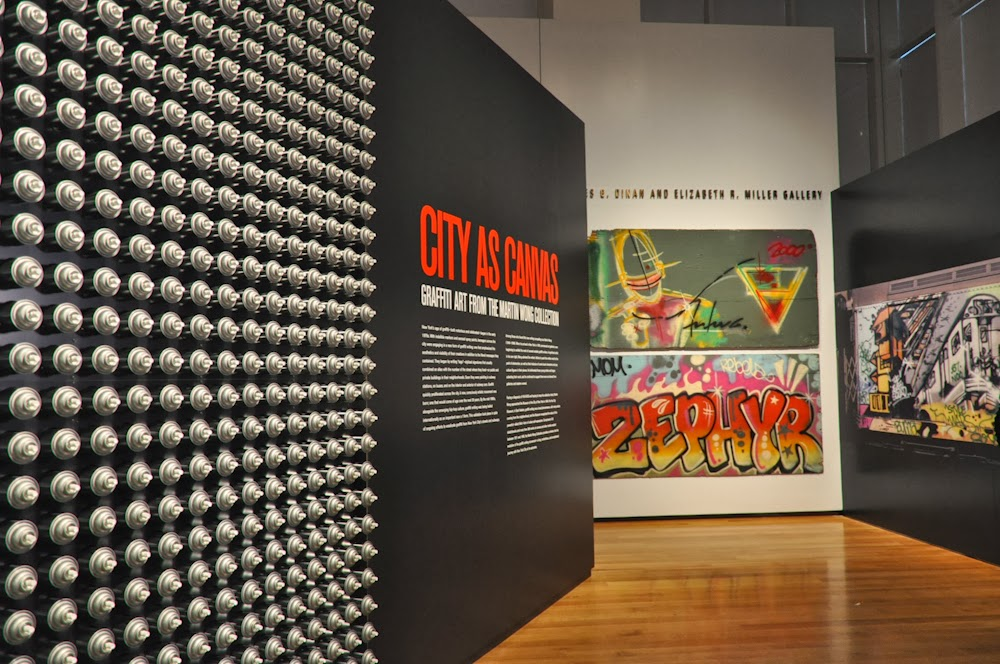 Preview: City as Canvas - Graffiti Art from the Martin Wong Collection in New York City. 1