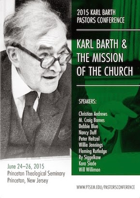 2015 Karl Barth Pastor's Conference
