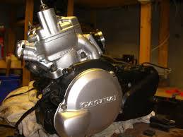cagiva mito engine rebuild