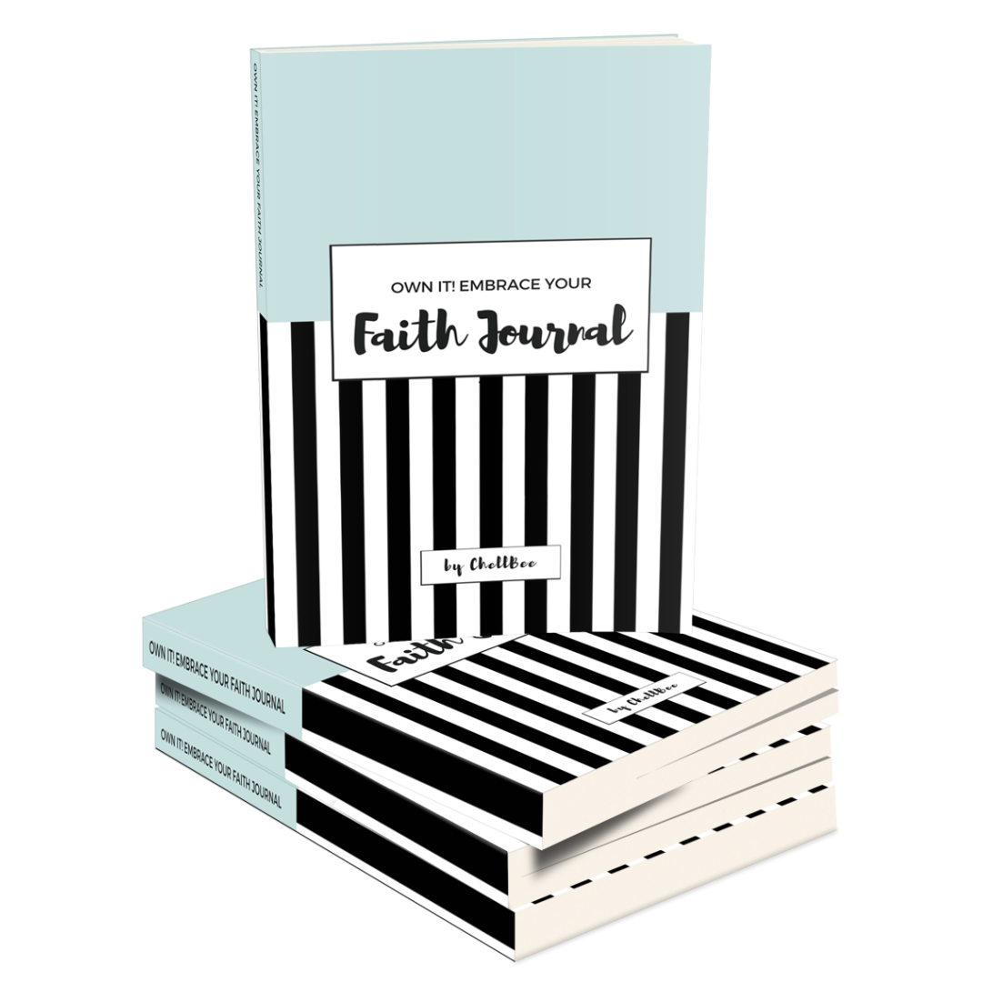 Order Your Faith Journal
