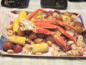 A Maritimes meal