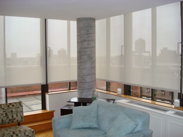 custom roller shades manhattan window blinds hunter douglas window treatments new york city