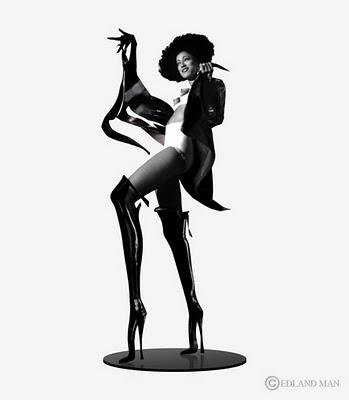 "Series ""Long Legged Ladies"" 1987-"