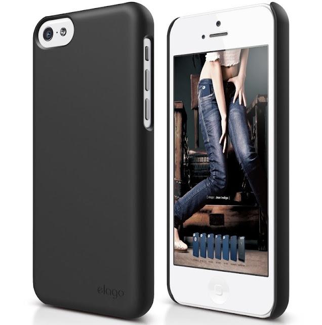 iPhone 5C 保護殼流出