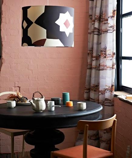 10 ideas para amueblar comedores peque os decorar tu for Amueblar espacios pequenos