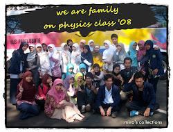 Keluarga Besar Fisika B 2008
