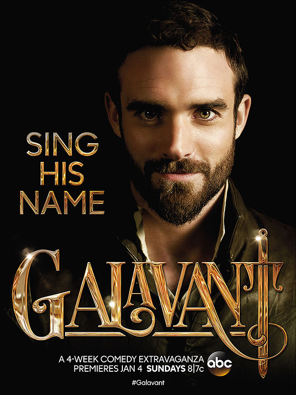 Assistir Galavant 2x10 - The One True King (To Unite Them All) Online
