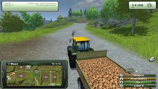 Farming Simulator PS3 Game