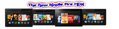 4 views Kindle Fire HDX