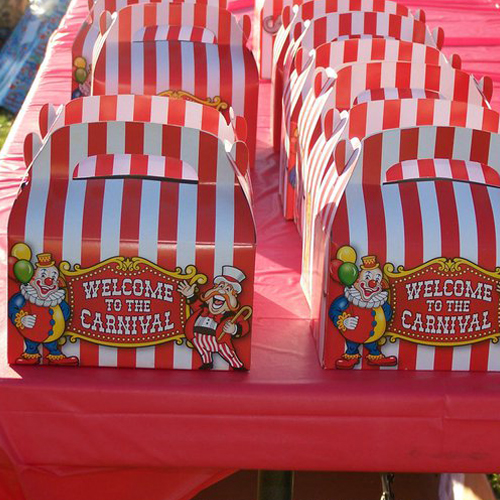 Carnival Party Decorations Ideas