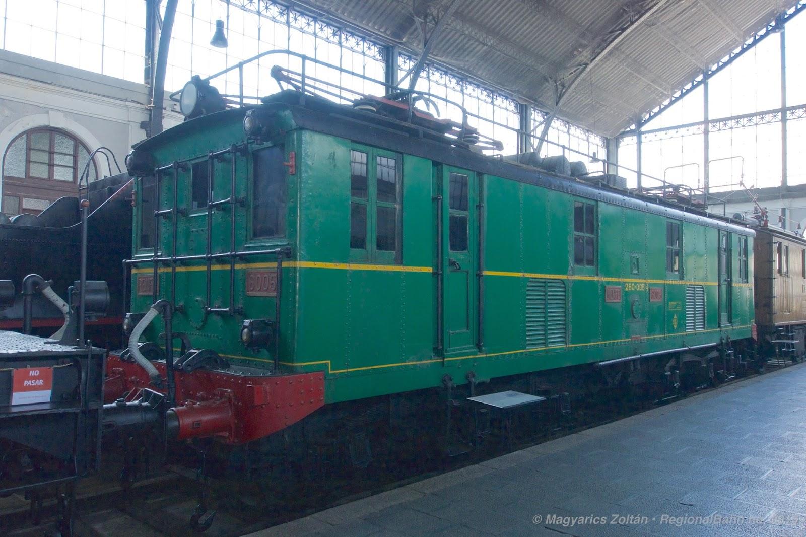 Regionalbahn fejp lyaudvarb l vas ti m zeum madrid delicias - General electric madrid ...