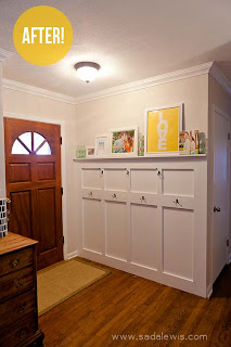Entryway Ideas   The Twisted Horn