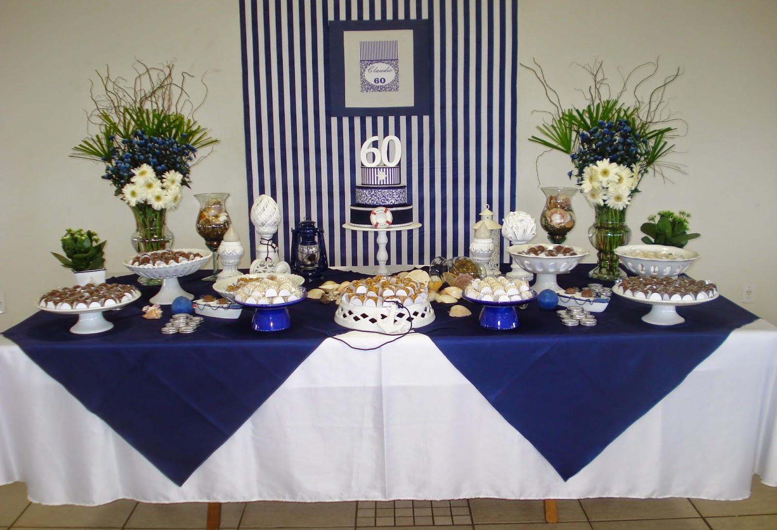 decoracao de festa azul marinho e amarelo:Azul Marinho Decoracao Para Festa De Adulto Em
