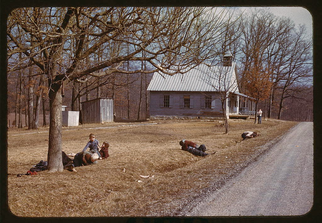Old Mill Gm >> 33 Beautiful Color Photos of the U.S in 1942 and 1943 ~ vintage everyday