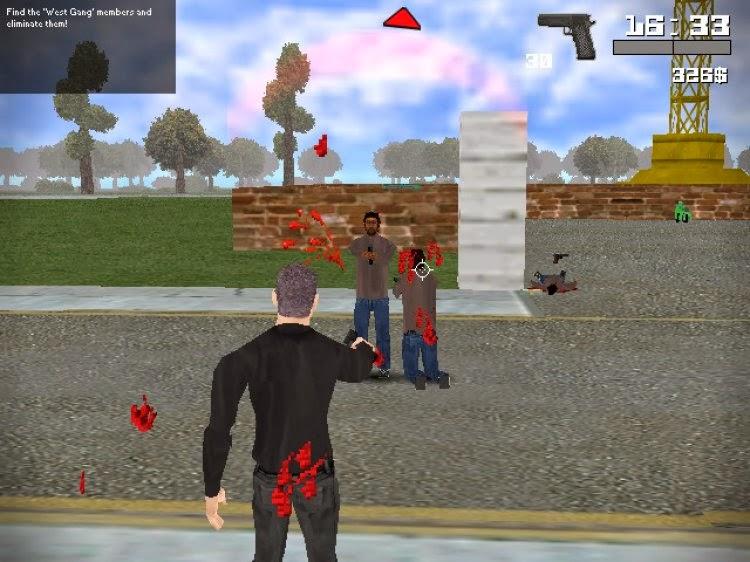 صورة من اللعبة Crimelife 3