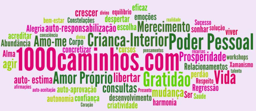 Blog Mil Caminhos