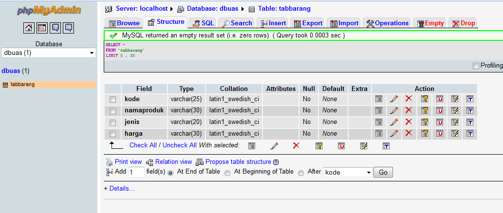 Cara Membuat Aplikasi Simpan Tambah Edit Hapus Dan Cari Dengan PHP MYSQL