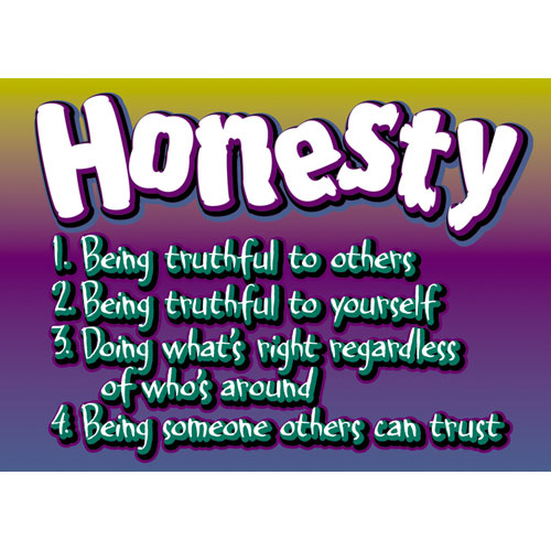 essays on honesty in a friendship