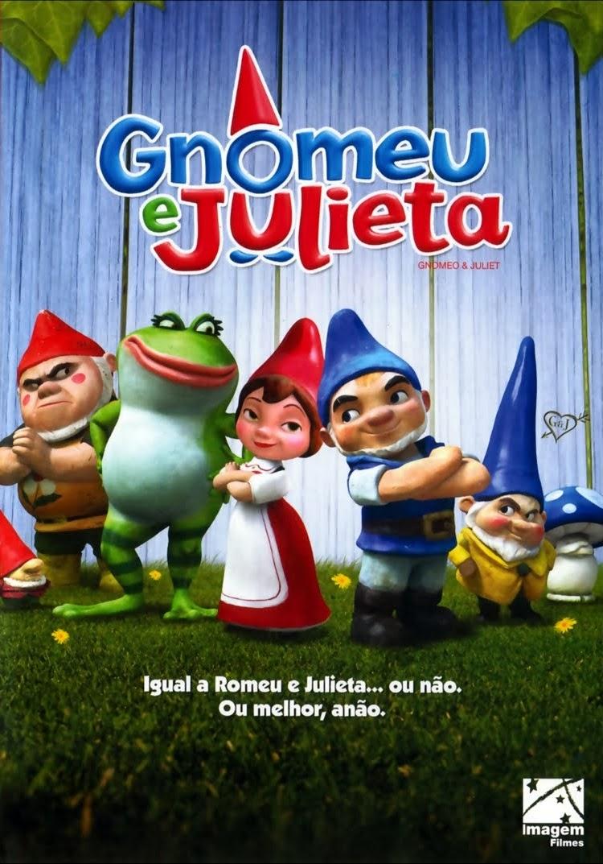 Gnomeu e Julieta – Dublado