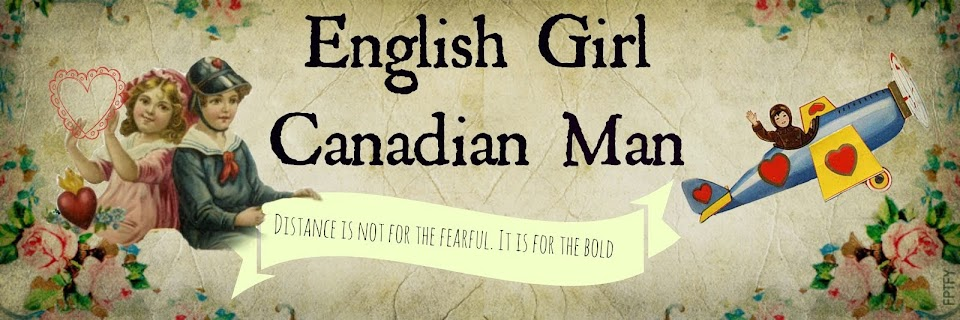 English Girl Canadian Man