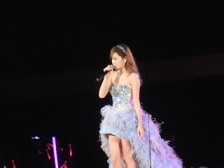 少女時代 香港公演 ジェシカ