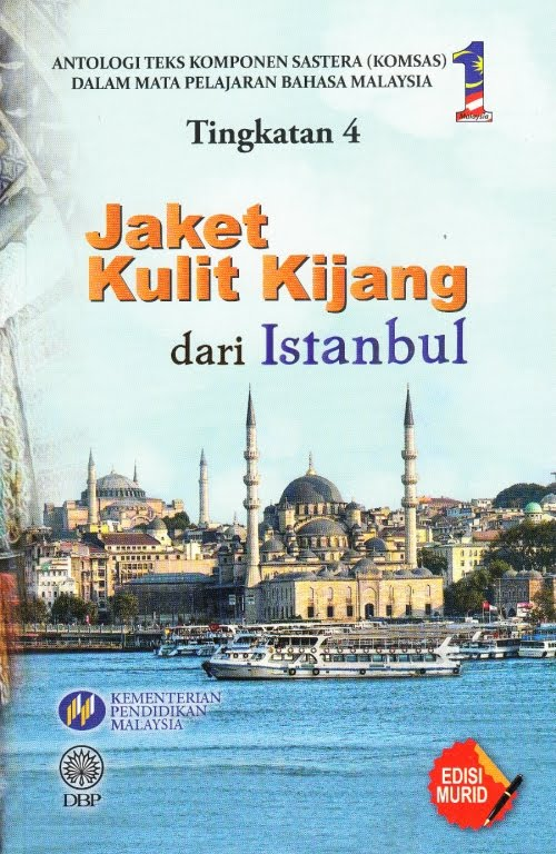 ANALISIS ANTOLOGI JAKET KULIT KIJANG DARI ISTANBUL
