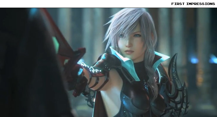 First impressions: Lightning returns: Final Fantasy XIII | Random J blog