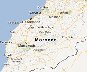 Morocco_google_map