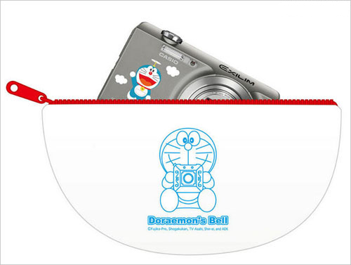 哆啦A夢 CASIO EX-Z3000 相機