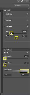 Membuat Efek Tilt Shift Dengan Photoshop