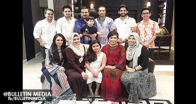 GAMBAR: Terbaik! Siti Nurhaliza Beraya Rumah Bekas Isteri Dato' K