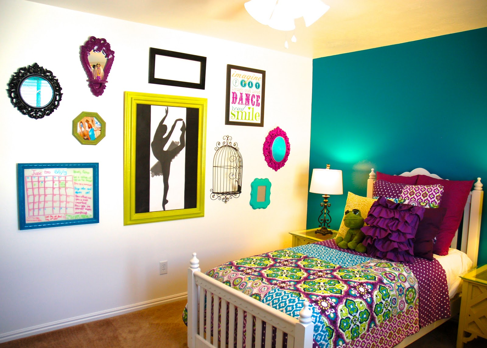 Restlessrisa tween room makeover for Room makeover