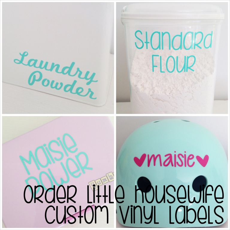 Order Custom Vinyl Labels