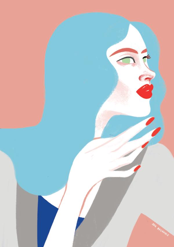 ©Ada Buchholc - Ilustración   Illustration