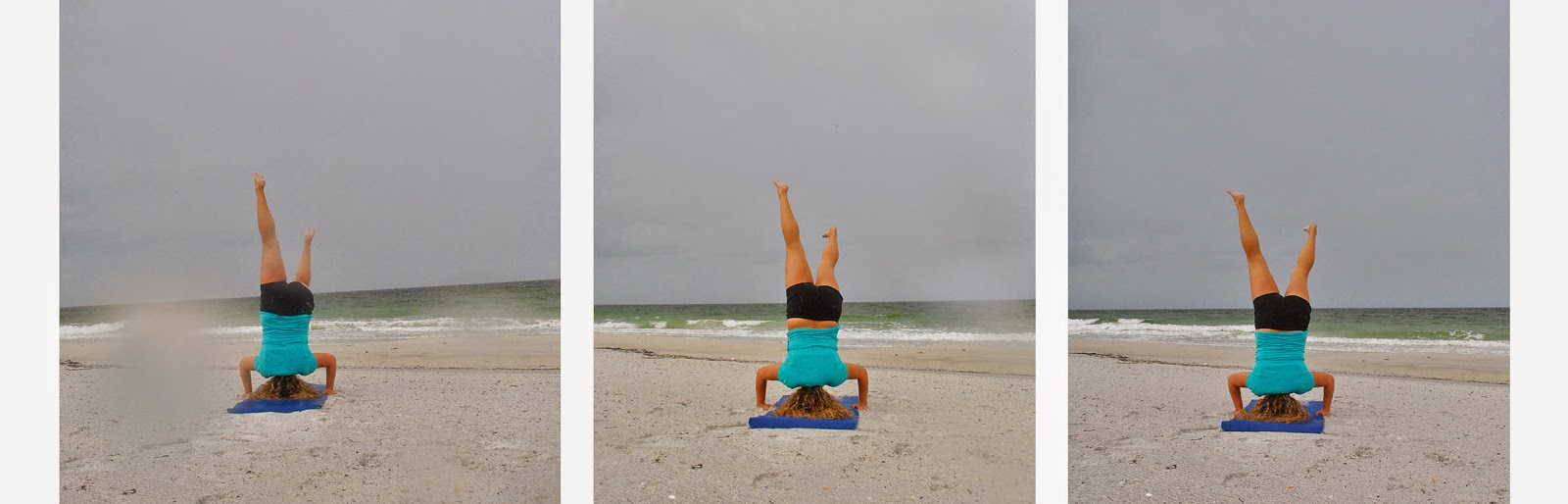 Tripod Headstand - EveryBodyYoga Challenge