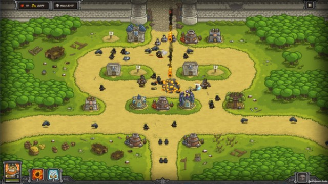 Kingdom Rush PC Games Gameplay
