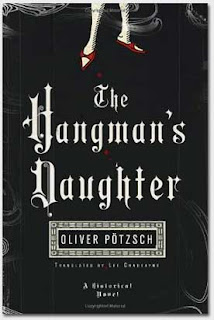 cover photo The Hangman's Daughter by Oliver Pötzsch