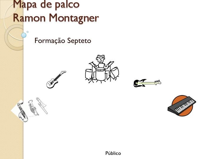 Mapa de Palco Septeto