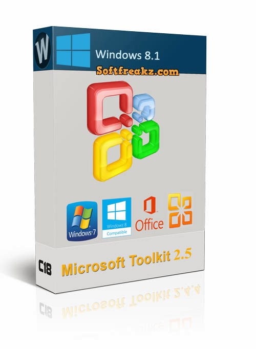 Microsoft Toolkit 2.5 Beta 5