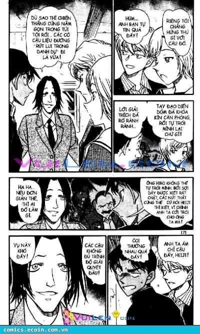 Detective Conan - Thám Tử Lừng Danh Conan chap 564 page 3 - IZTruyenTranh.com