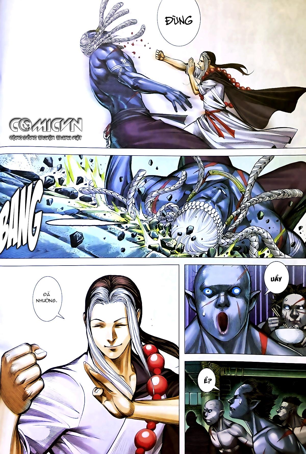 Tây Du chap 60 page 21 - IZTruyenTranh.com