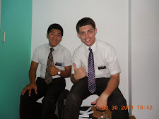 Brock and Elder Babida