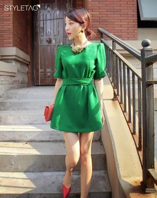 styletag latest spring casual dresses 2014 stylelix