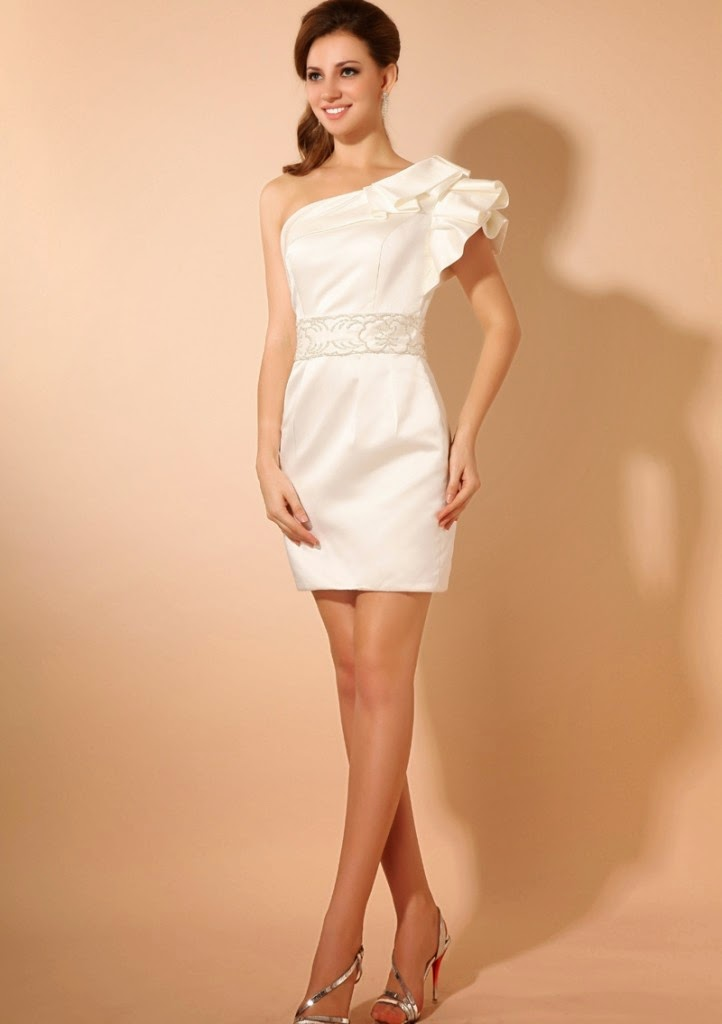 Short Semi Formal Dresses Cheap New Dresses Design Fashion Full