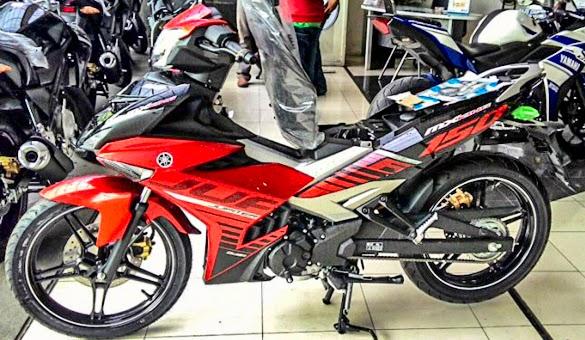 Motor Yamaha MX King 150 VS Jupiter MX 150 Terbaru