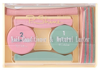 p shine manicure kit